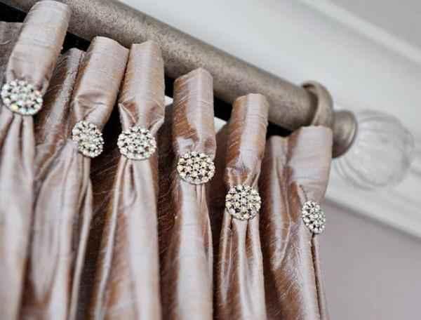 20 идей для создания стильных штор своими руками