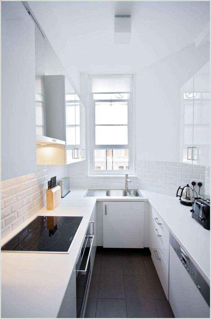 image3-45   10 способов зрительно расширить маленькую кухню