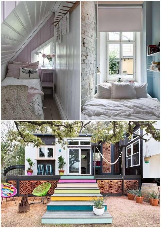 10 идей как украсить дом с маленьким бюджетом