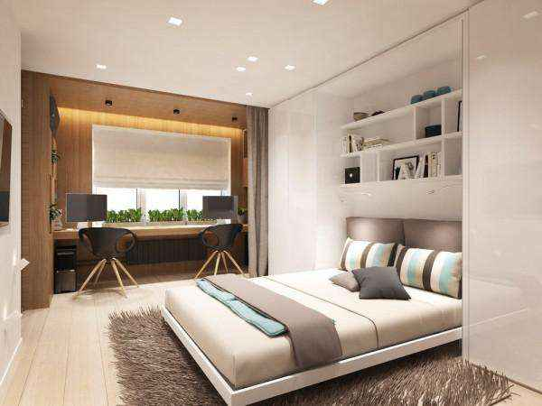 image4-38 | Дизайн квартиры площадью 30 квадратных метров для молодой пары
