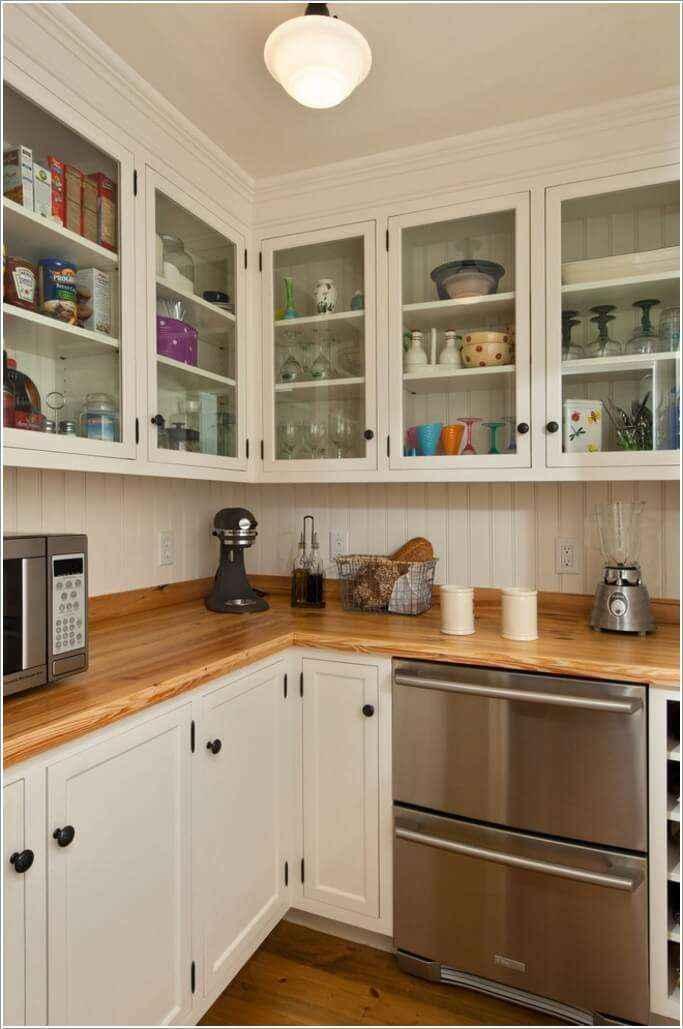 image4-44   10 способов зрительно расширить маленькую кухню