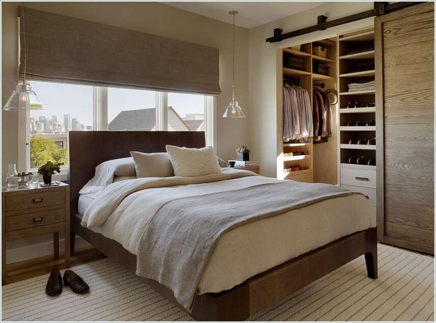 10 идей шикарных шкафов для спальни