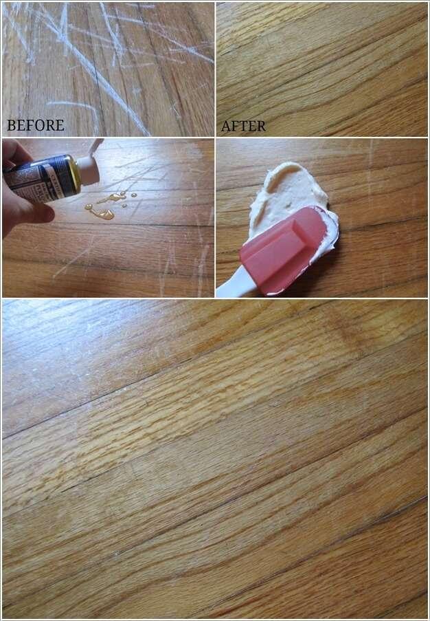10 способов ухода за деревянным полом