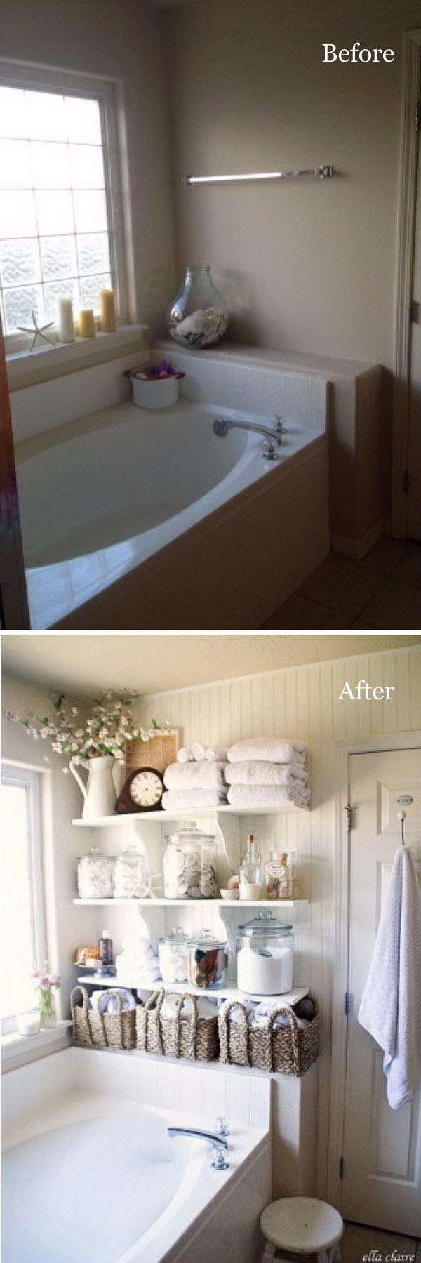 16 идей преображения старой ванной комнаты