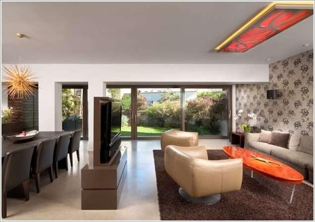 10 способов преображения вашей гостиной