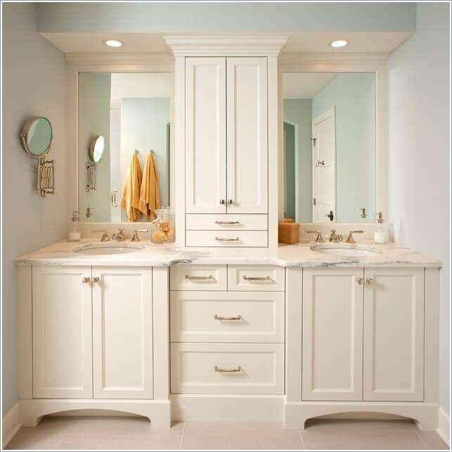 image5-34 | Как организовать удобное хранение вещей в ванной