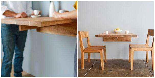 image5-45 | 10 идей обеденных столов для маленькой кухни