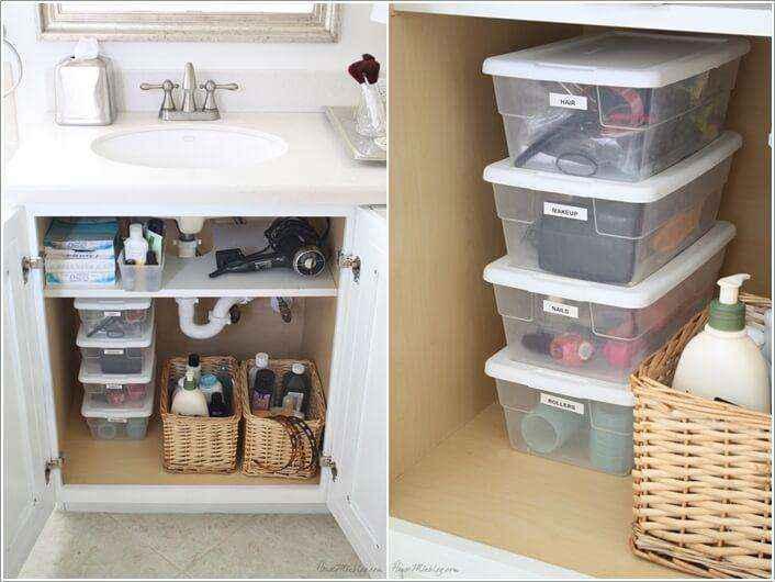 image6-35 | Как организовать удобное хранение вещей в ванной