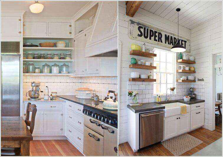 image6-45   10 способов зрительно расширить маленькую кухню