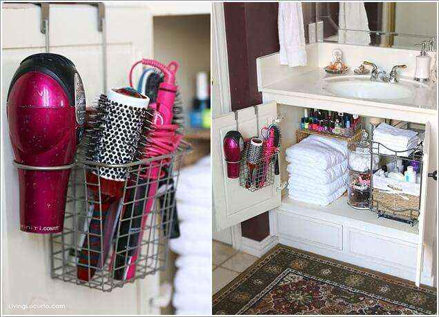 image7-33 | Как организовать удобное хранение вещей в ванной