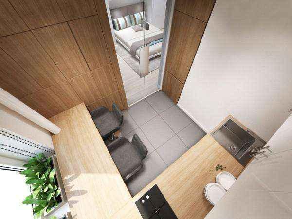 image7-37 | Дизайн квартиры площадью 30 квадратных метров для молодой пары
