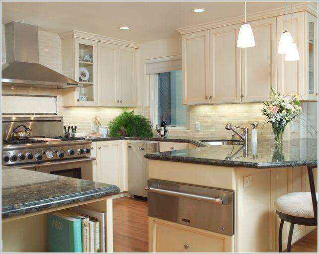 image7-43   10 способов зрительно расширить маленькую кухню