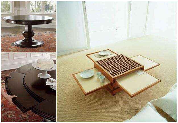 image7-44 | 10 идей обеденных столов для маленькой кухни