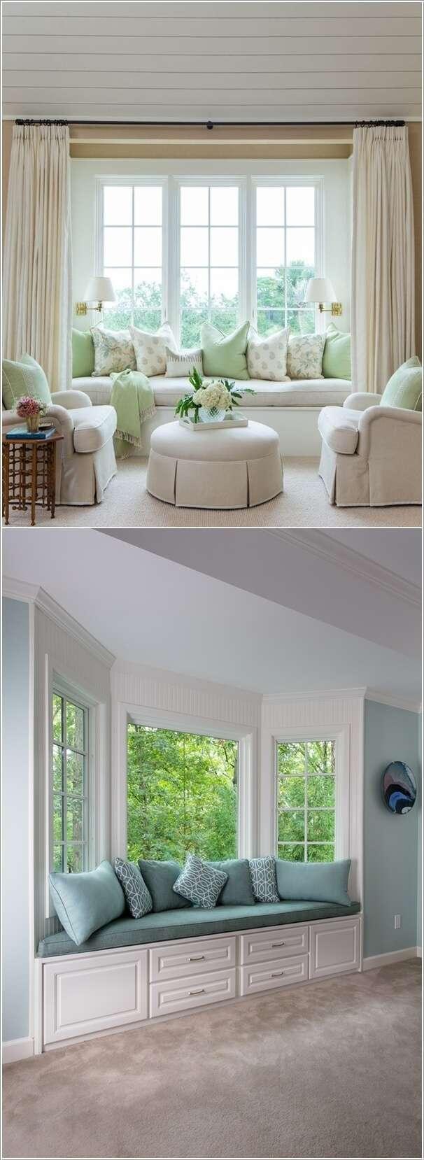 10 отличных альтернатив дивану в гостиной