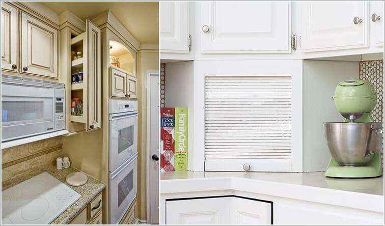image8-42   10 способов зрительно расширить маленькую кухню