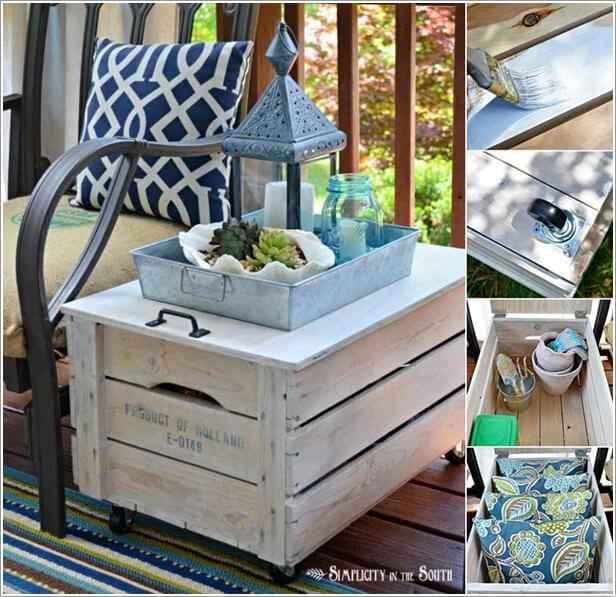 10 идей классной мебели для вашего балкона
