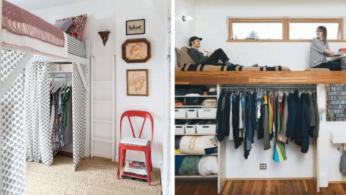 8 кроватей-чердаков для маленьких квартир 2 | Дока-Мастер