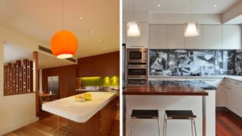 6 идей оформления контрастного кухонного фартука 3   Дока-Мастер