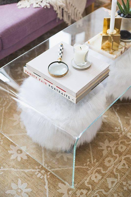 7 идей невидимой мебели для маленьких квартир