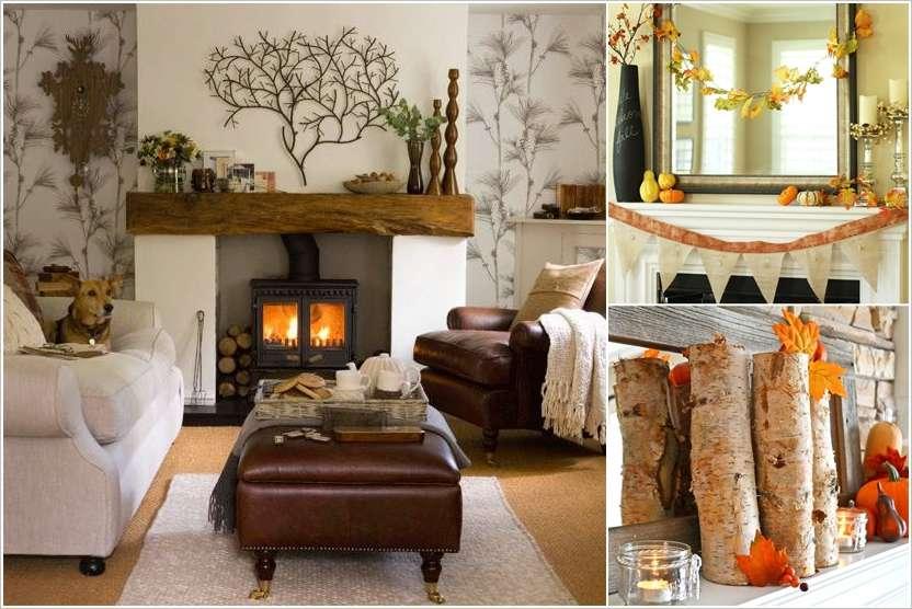13 креативных идей для украшения дома на зиму