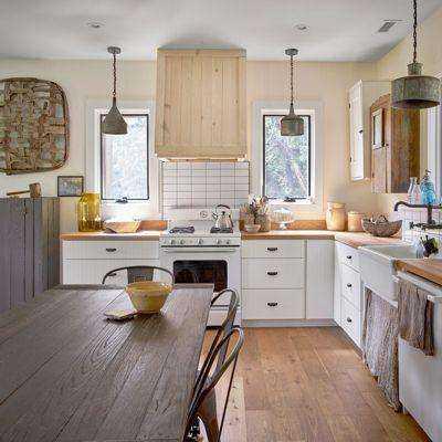 10 уютных кухонь которые вдохновят вас осенью 10 | Дока-Мастер