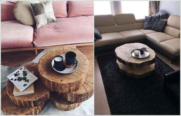 10 вариантов мебели из натурального дерева для дома и сада