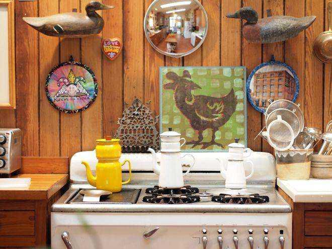10 уютных кухонь которые вдохновят вас осенью 12 | Дока-Мастер