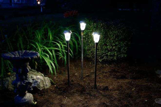 Как сделать необычные садовые фонари своими руками 15 | Дока-Мастер