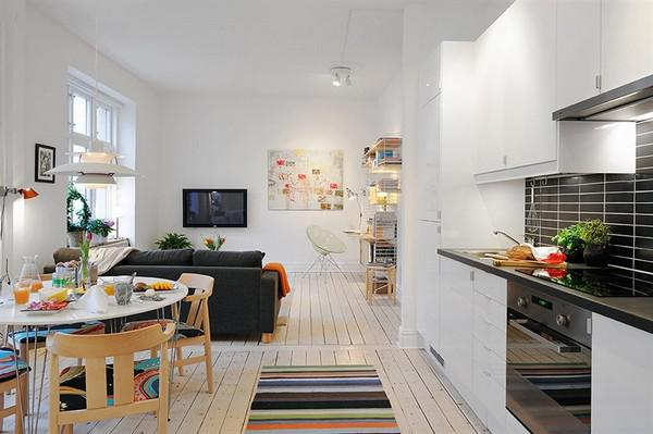 30 лучших идей дизайна небольших квартир