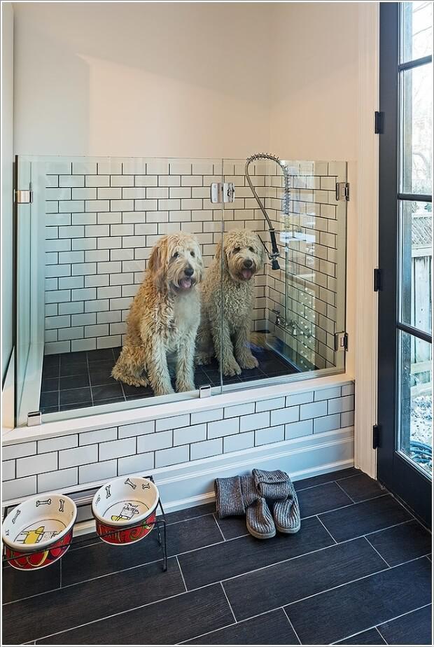 10 идей устройства места для домашних животных