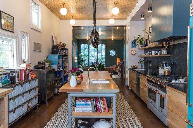 10 уютных кухонь которые вдохновят вас осенью 2 | Дока-Мастер