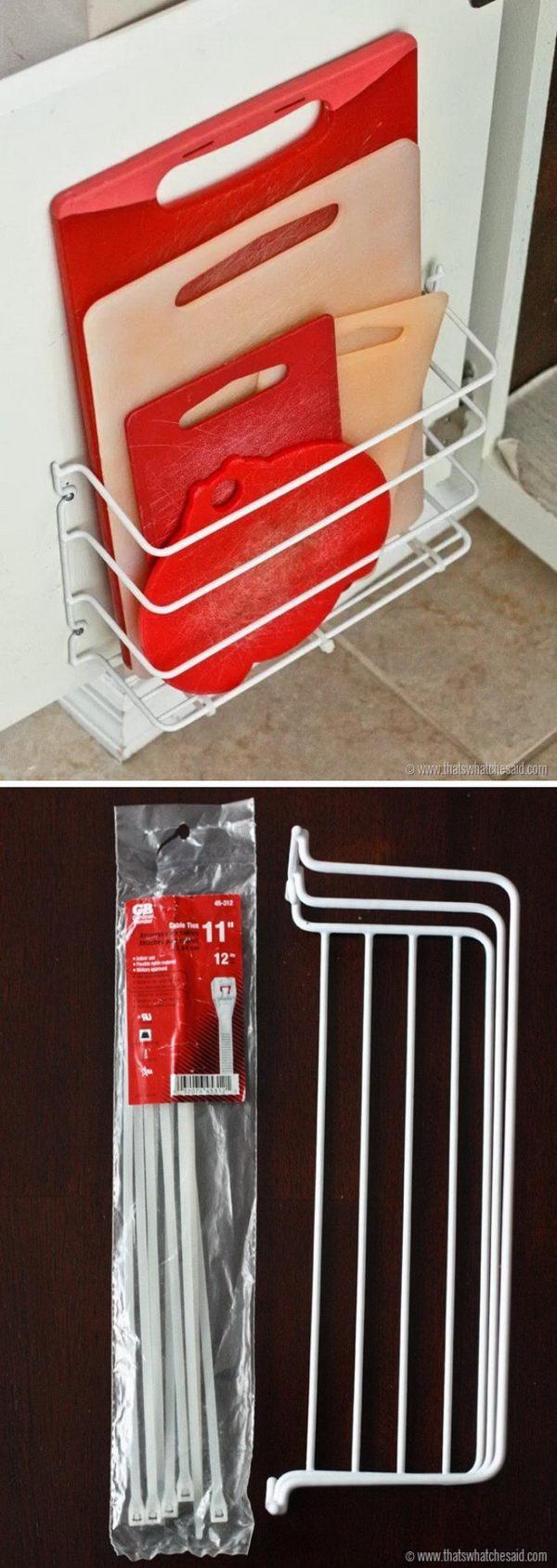 image26-4 | 20 творческих идей организации хранения на кухне