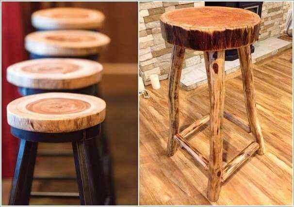 10 вариантов мебели из натурального дерева для дома и сада 4 | Дока-Мастер
