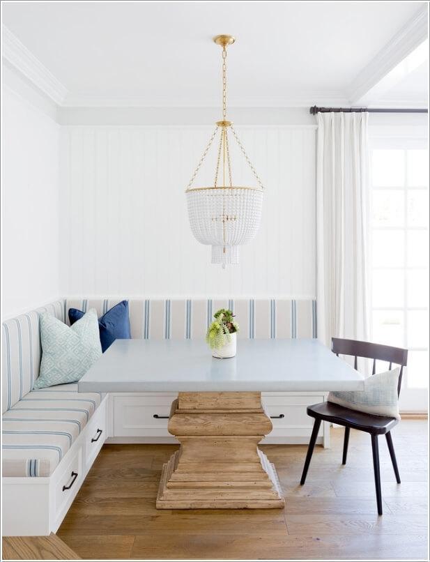 10 идей создания уютного уголка для завтрака