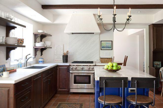 Как оформить кухню в средиземноморском стиле