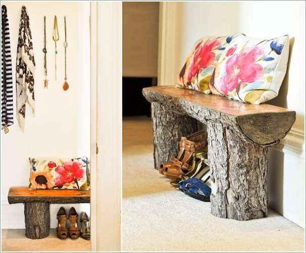 10 вариантов мебели из натурального дерева для дома и сада 5 | Дока-Мастер