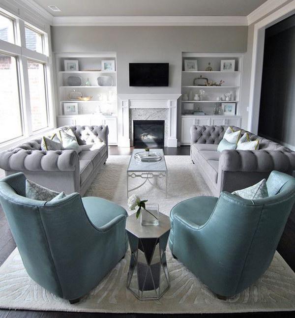 5 советов по планированию гостиной с конкретными примерами