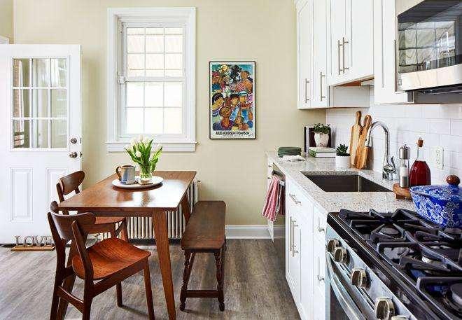 10 уютных кухонь которые вдохновят вас осенью 6 | Дока-Мастер