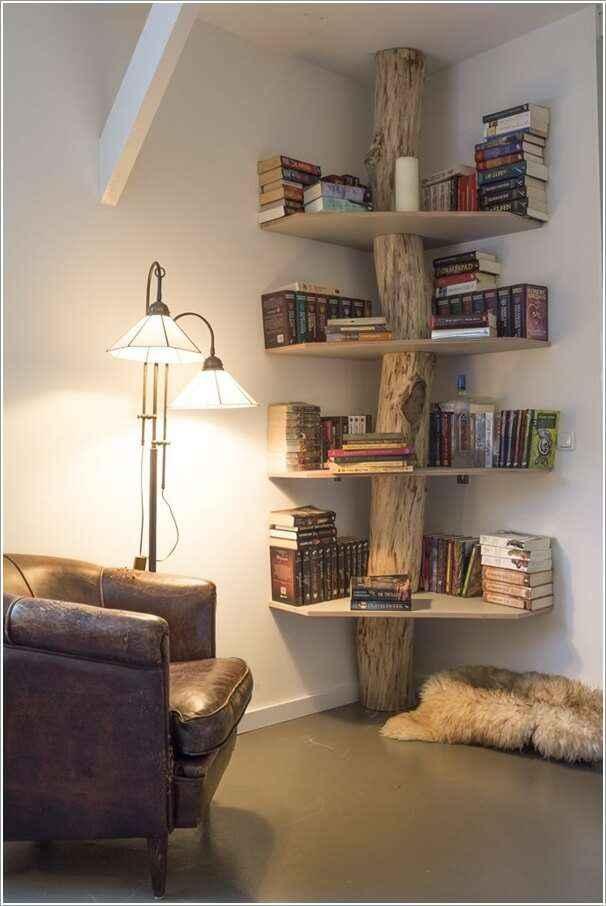 10 вариантов мебели из натурального дерева для дома и сада 6 | Дока-Мастер