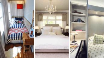 8 идей расширения пространства спальни 9 | Дока-Мастер