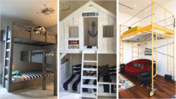 Кровати для маленьких квартир. Оригинальные идеи 1 | Дока-Мастер
