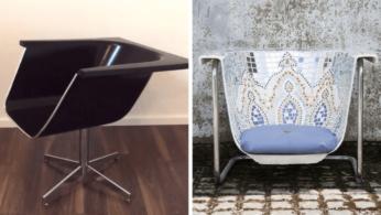 Как сделать современное кресло из старой ванны 54 | Дока-Мастер