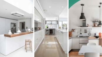 25 идей белых кухонь 1 | Дока-Мастер
