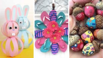 Несколько творческих идей которые можно сделать с детьми на выходных 6 | Дока-Мастер