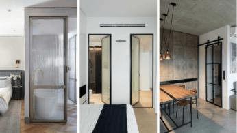 25 межкомнатных стеклянных дверей в интерьере 1   Дока-Мастер
