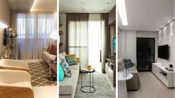25 идей дизайна маленькой гостиной 3 | Дока-Мастер