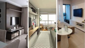 30 идей дизайна маленьких гостиных 2 | Дока-Мастер