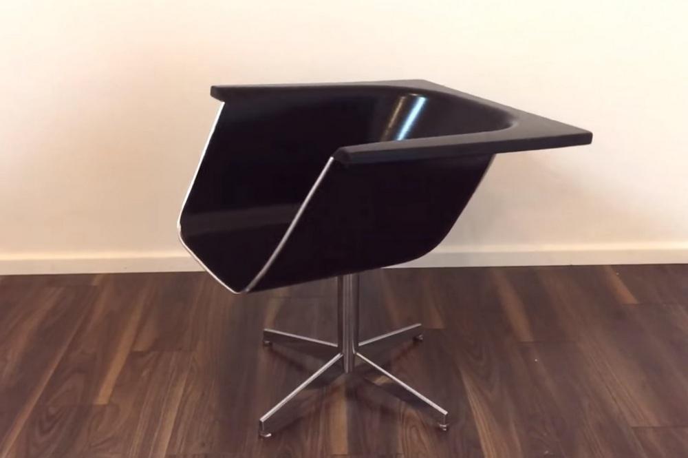 Как сделать современное кресло из старой ванны 1 | Дока-Мастер