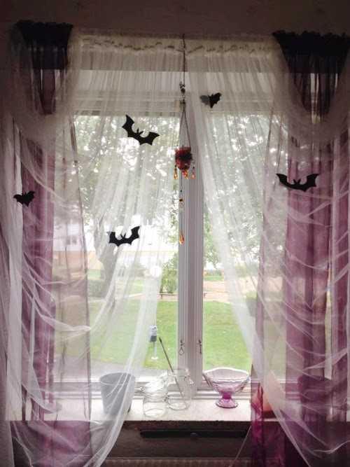 Как украсить дом на Хэллоуин 1 | Дока-Мастер