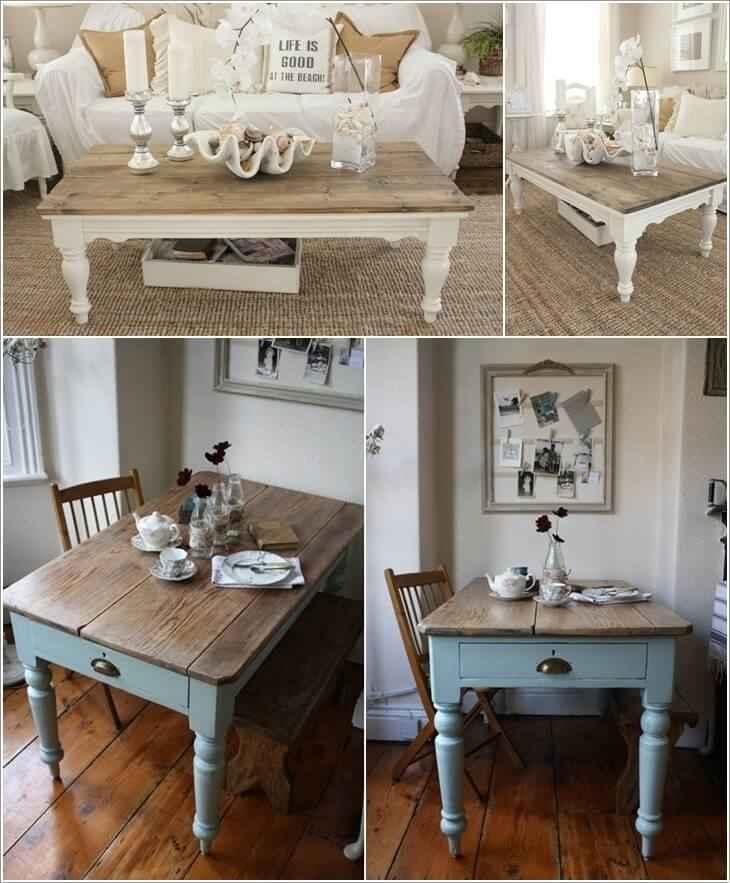 10 способов украсить дом с переделанной мебелью 10 | Дока-Мастер